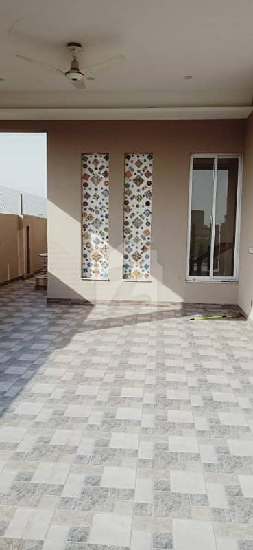 1 Kanal Brand New House For Sale In Dha Phase 7 U Block