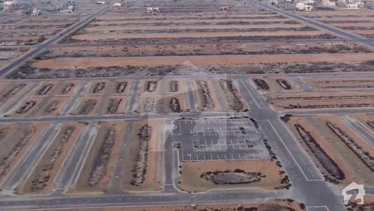 300 SQ Yards Residential Plot  On Prime Location Of DHA Karachi