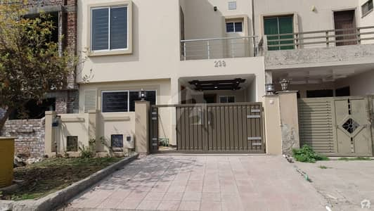 brand new 5 Marla boulevard house is available for sale in bahria town phase 8