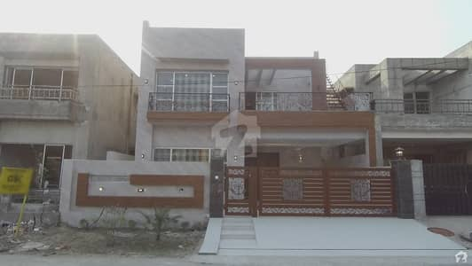 10 Marla Brand New Beautiful Design Bungalow Is For Sale At Main 60 Ft Road Divine Garden C Block