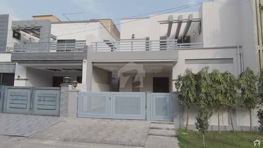 8 Marla Beautiful Design House Is For Sale At Divine Garden B Block