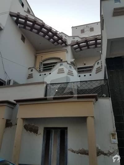 10 Marla Triple Storey Good Condition House In Ameen Town Salamaat Block