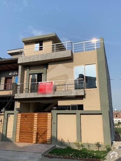 5 Bedroom House In Iqbal Block Bismillah Housing Scheme