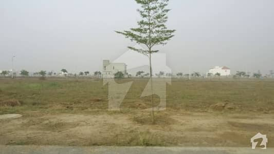 1 Kanal Residential Plot # 3610/8 Is Available For Sale In Block U