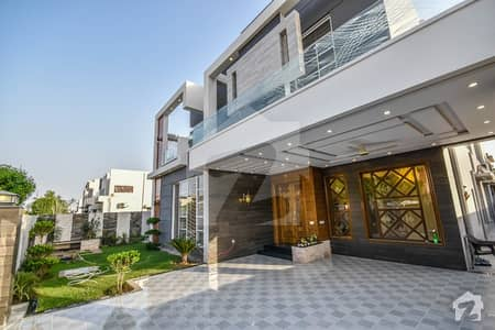8 Marla Brand New House For Rant In Dha 9 Town Near By Park And Markit