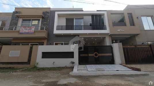 5 Marla House In Central State Life Housing Society For Sale