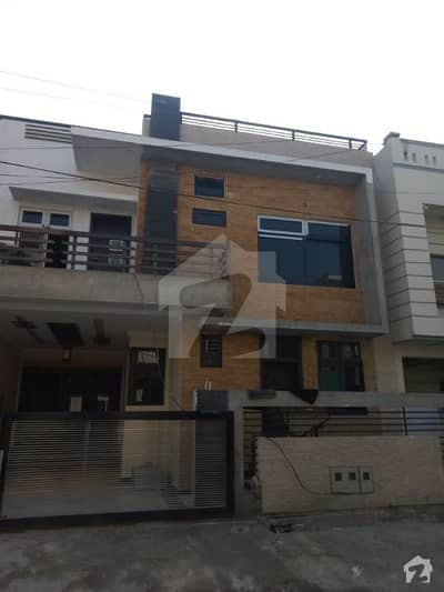 Brand New Triple Story 7 Marla House For Sale In I-10-1 Islamabad.