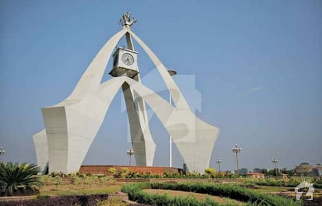 Dynamic Investment Opportunities 5 Marla Residential Possession Plot For Sale In Phase 1 Eastern  Bahria Orchard Lahore