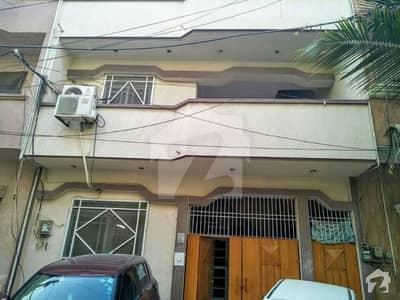 سندھ بلوچ ہاؤسنگ سوسائٹی گلستانِ جوہر کراچی میں 4 کمروں کا 5 مرلہ مکان 2.1 کروڑ میں برائے فروخت۔