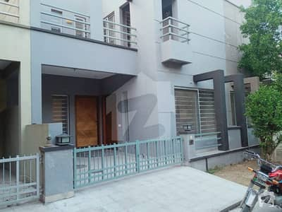6 Marla Slightly Use House For Sale In Divine Garden Block C New Air Port Road Lahore