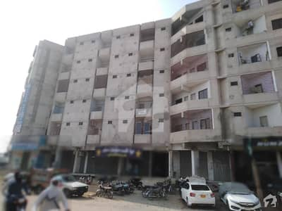 1061  Square Feet Flat Is Available For Sale In Latifabad