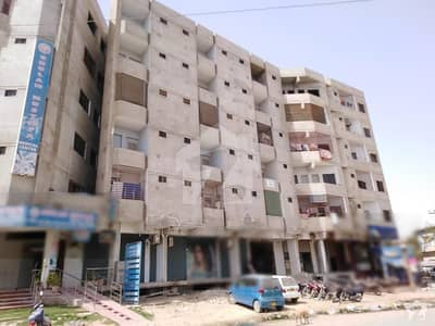 768  Square Feet Flat In Latifabad For Sale At Good Location