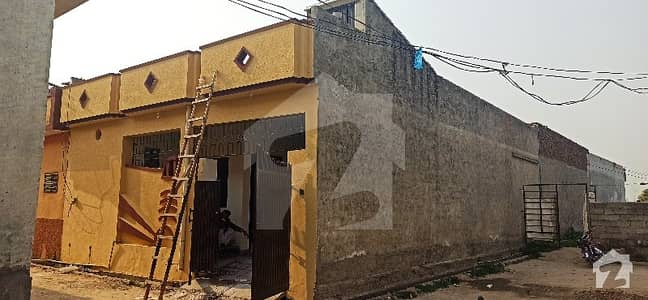 Perfect 1350  Square Feet House In Thanda Pani For Sale
