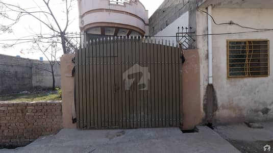 Single Store House Is Available For Sale