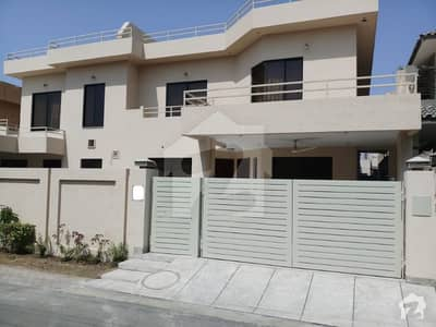 Slightly Used 10 Marla House In Punjab Society Pchs Near Phase 4 Is Available For Sale