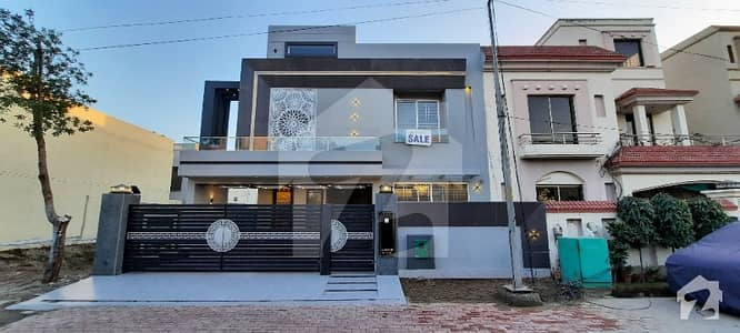 Modern 10 Marla Brand New Luxury House Is Available For Sale In Bahria Town Lahore