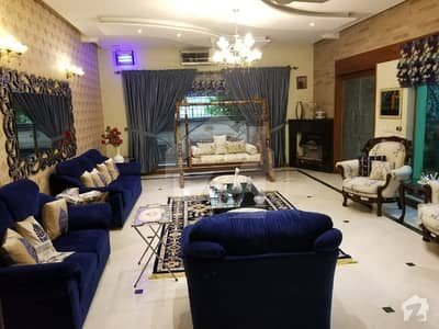 Two Kanal Solid Owner Built Full Furnished With Basement House For Sale In Dha Phase 3 Lahore