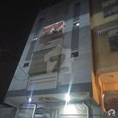 نارتھ کراچی کراچی میں 2 کمروں کا 5 مرلہ فلیٹ 35 لاکھ میں برائے فروخت۔