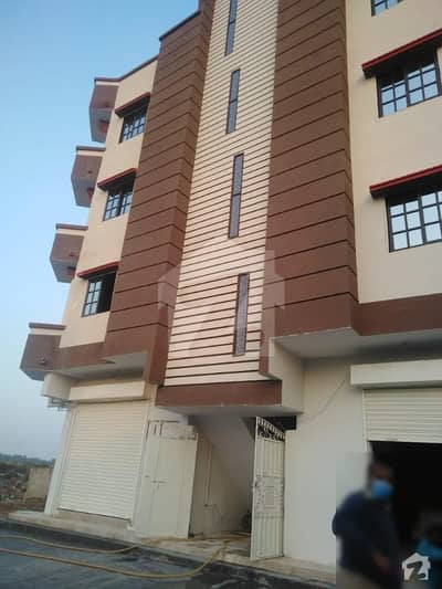 Ground Plus 3 House Is Available For Sale In Saadi Town Block 5 Street 16