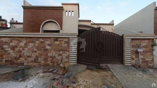 Bungalow Is Available For Sale In Saima Arabian Villas