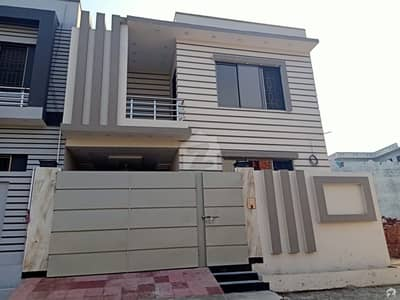 7 Marla House Up For Sale In Shadman Colony