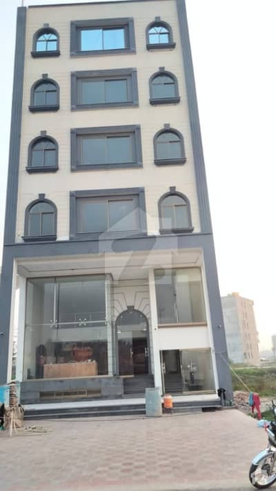 8 Marla Commercial  Building For  Rent