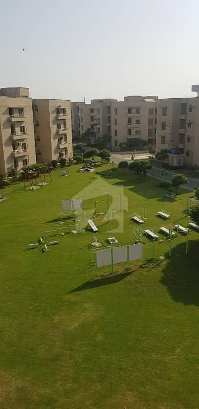 5 Marla 2 Bed Flat Available For Rent