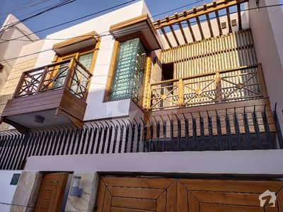 120 Sq Yrd Ultra Modern Style Independent Bungalow For Rent