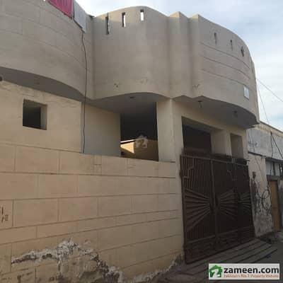 5 Marla House For Sale In Good Condition  Qasim Bela Gulshan Iqbal Near Cantt