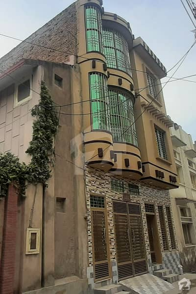 3.75 Marla House For Sale In Faqeer Abad