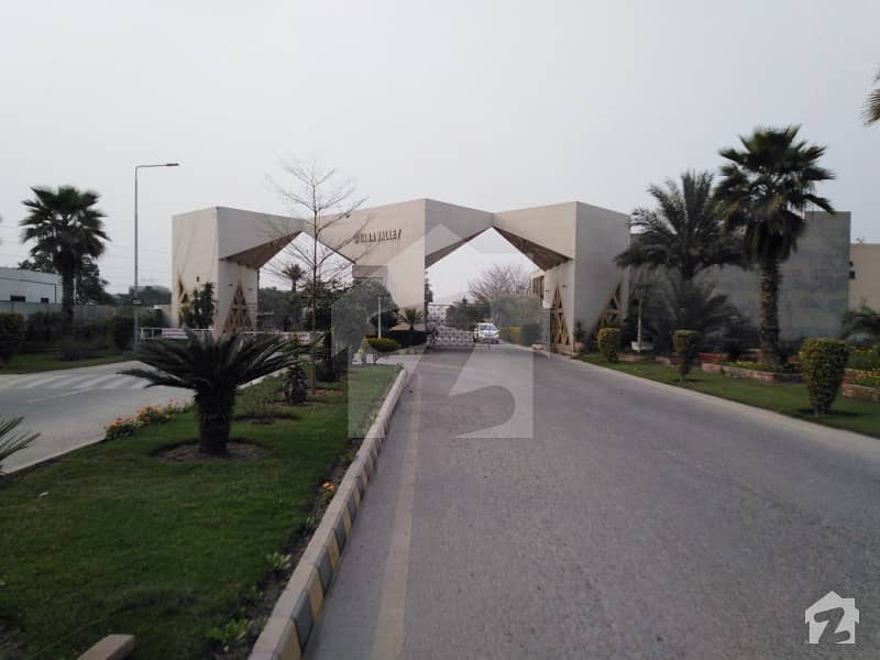 5 Marla Residential Plot Situated In Sitara Valley For Sale