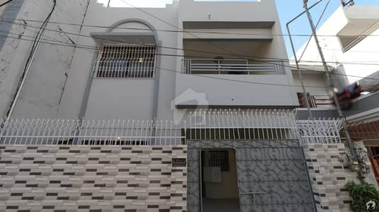120 Sq. Yd Brand New House Is Available For Sale In Zehra Nager Scheme 33 Near Memon Hospital