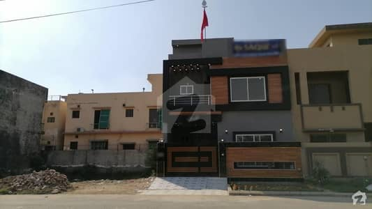 5 Marla Double Storey Facing Park House For Sale In Block A Khayaban e Amin