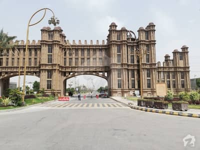 5  Marla Residential Plot In Stunning Master City Housing Scheme  Gujranwala Is Available For Sale