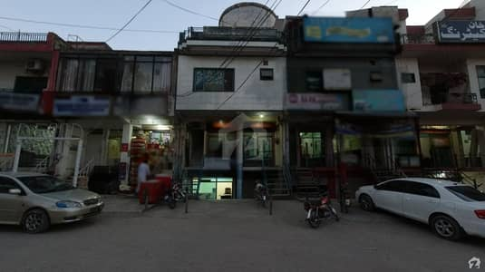 500 Square Feet 4 Storey Building Is Available For Sale In Airport Housing Society Sector 1 Main Jinnah Road Rawalpindi