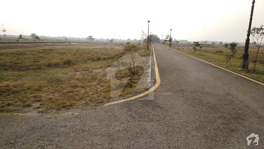 Moazzam Estate Offer 5 Marla Plot With 9 Lacs Down Payment On Easy Installments In M8
