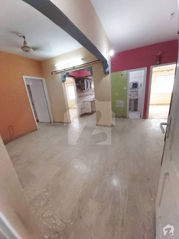 1100  Square Feet Flat In North Nazimabad
