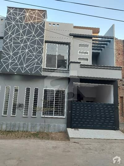 3.5 Marla Brand New House For Sale In Ghalib City