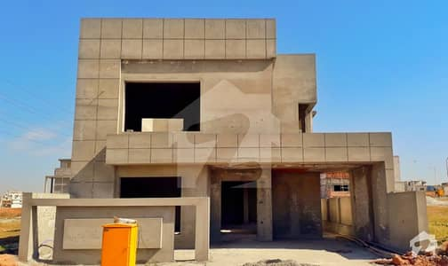 Beautiful Location 12 Marla Grey Structure For Sale Phase 8 Block A1 Bahria Town RWP