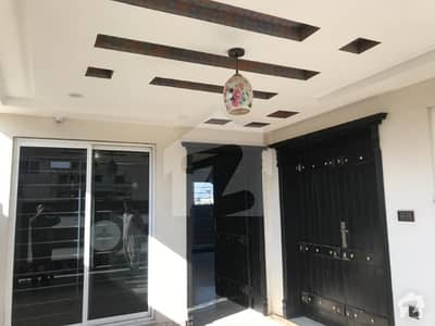 6 Marla Brand New House For Sale In E1 Phase 8 Bahria Town Rawalpindi