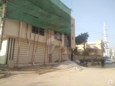 نارتھ ناظم آباد ۔ بلاک این نارتھ ناظم آباد کراچی میں 2 مرلہ دکان 1.25 کروڑ میں برائے فروخت۔