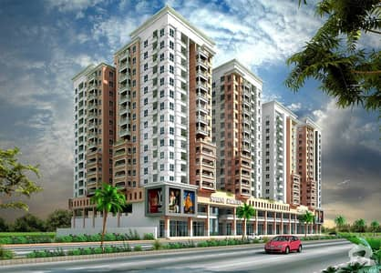 1328  Square Feet Flat Available In Suparco Road For Sale