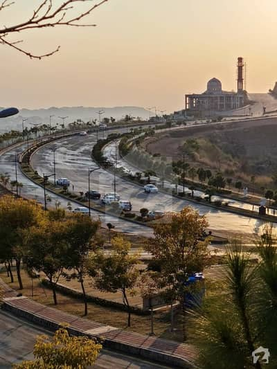 Ready 120 Feet Front Commercial Plot At Most Heighted Location In Bahria Enclave 2