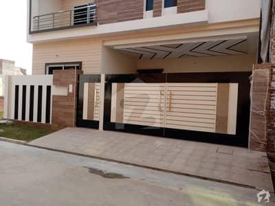 جیون سٹی - فیز 4 جیون سٹی ہاؤسنگ سکیم ساہیوال میں 7 مرلہ مکان 1.3 کروڑ میں برائے فروخت۔