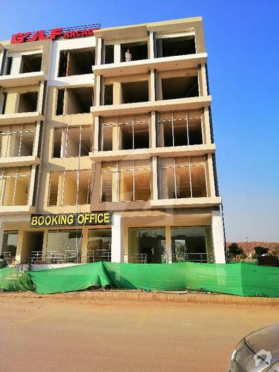 Mezzanine Shop Are Available For Sale An Easy Instalments Plan In Bahria Enclave Islamabad