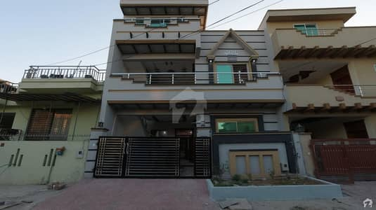 6 Marla Double Storey House Is Available For Sale In Soan Garden Islamabad