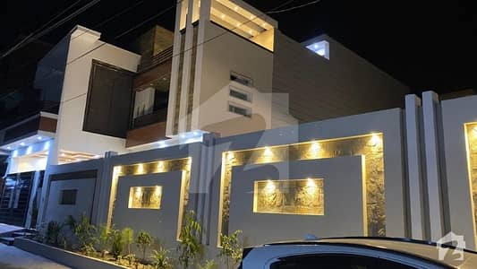 20 Marla Corner Luxury House In Darmange Garden Warsak Road