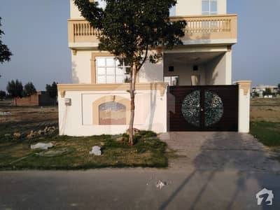 5 Marla House For Sale In Citi Housing Phase 2 Park Facing