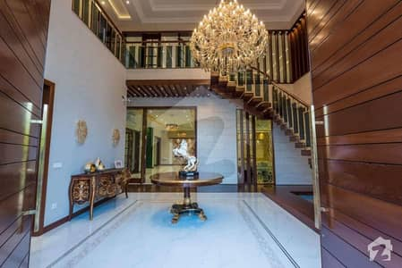 ڈی ایچ اے فیز 6 ڈیفنس (ڈی ایچ اے) لاہور میں 5 کمروں کا 1 کنال مکان 5.45 کروڑ میں برائے فروخت۔