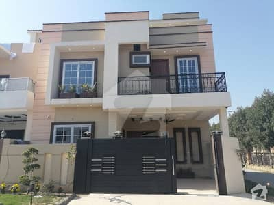 Corner House Is Available For Sale In Block K